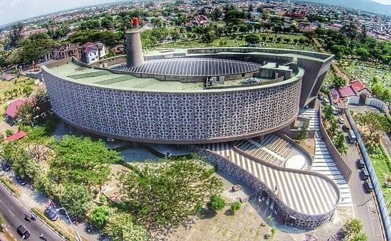 Steemit Tarjulfuzary Museum Tsunami Aceh Indonesia Image Musium Kota Banda