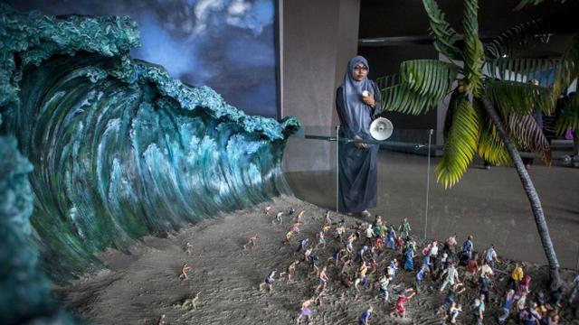 Tangis Wali Kota Ridwan Kamil Kala Mendesain Museum Tsunami Aceh
