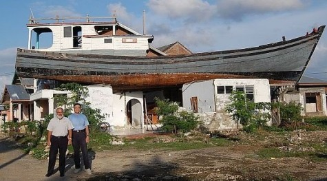 Tsunami Museum Aceh Musium Kota Banda
