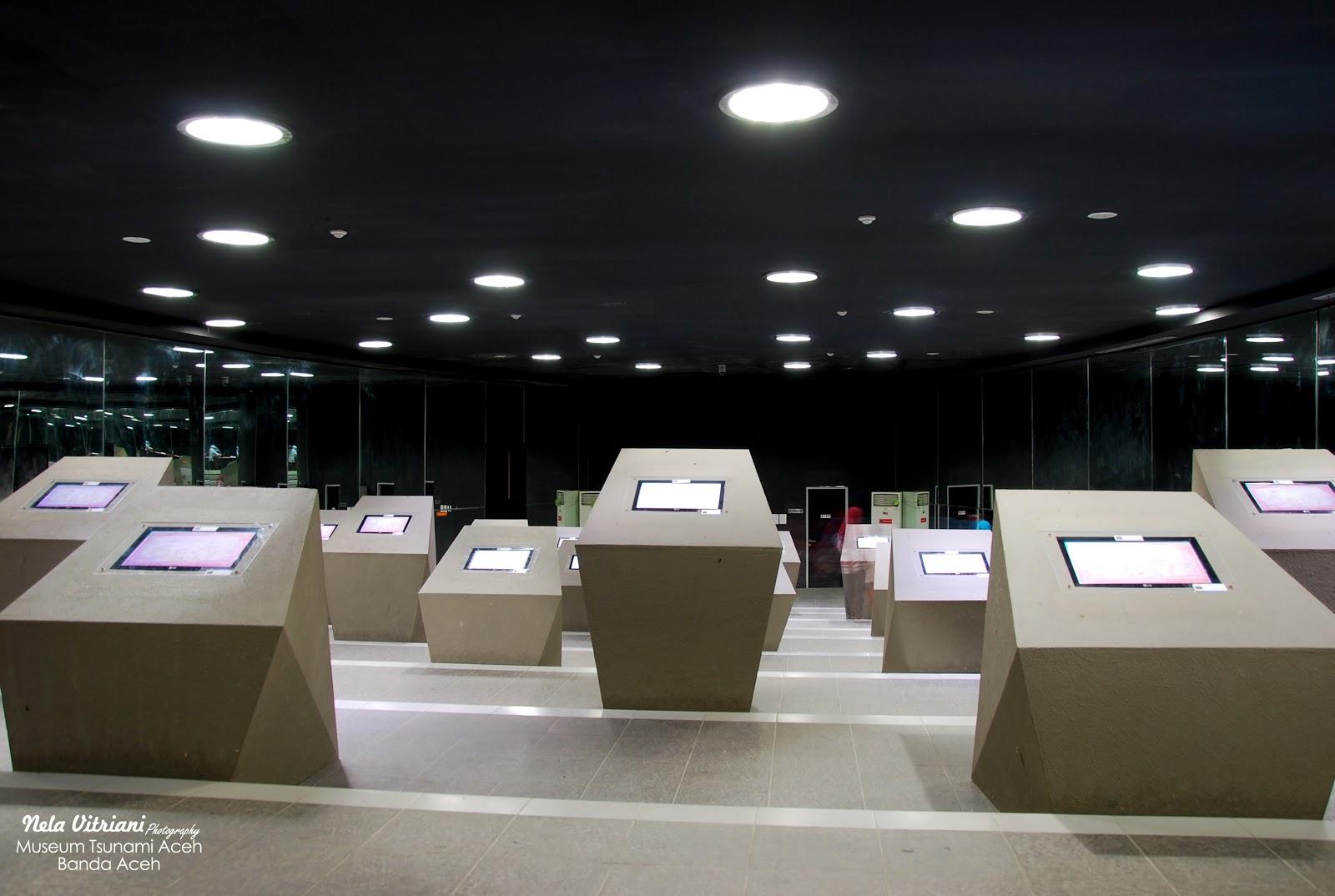 Tsunami Museum Banda Aceh Naggroe Darussalam Located Symbolize Epic Tragedy