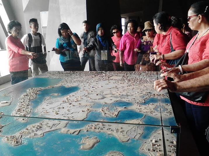 Yuk Jelajah Museum Tsunami Banda Aceh Portalsatu Musium Kota