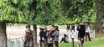 Dinas Kebersihan Keindahan Kota Banda Aceh Se Mengikuti Perkemahan Mata