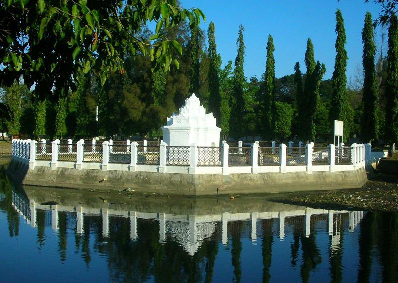 Elcome Blog Media Informasi Taman Putroe Phang Kota Banda Aceh