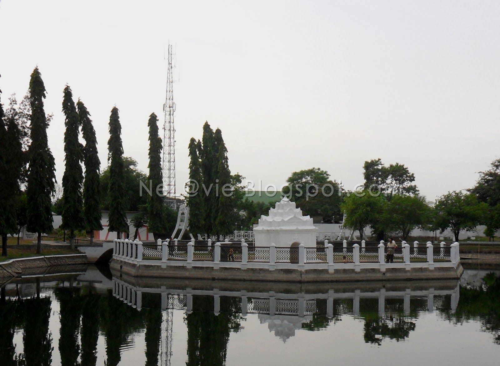 Nel Vie Online Cerita Puteri Pahang Objek Wisata Taman Putroe