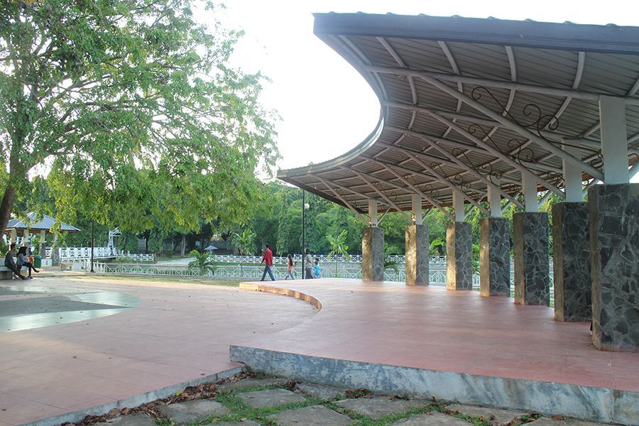 Picture Taman Putroe Phang Tempat Wisata Murah Meriah Banda 2