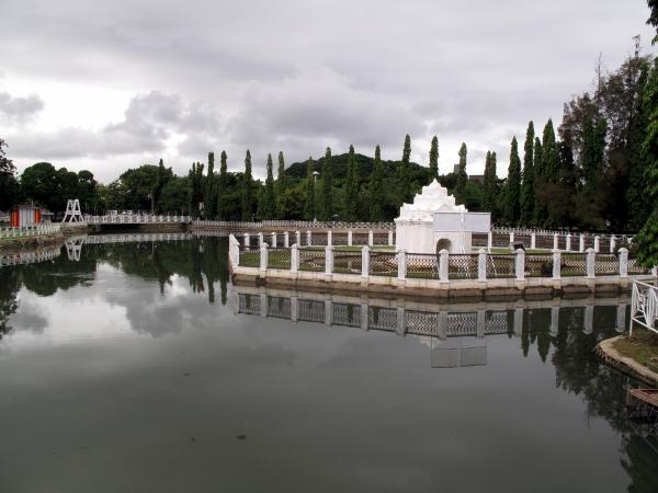 Putroe Phang Park Asia Visitors Banda Aceh Taman Kota