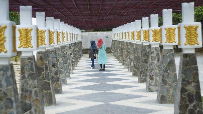 Sentuhan Etnik Modern Taman Putro Phang Cocok Buat Kamu Putroe