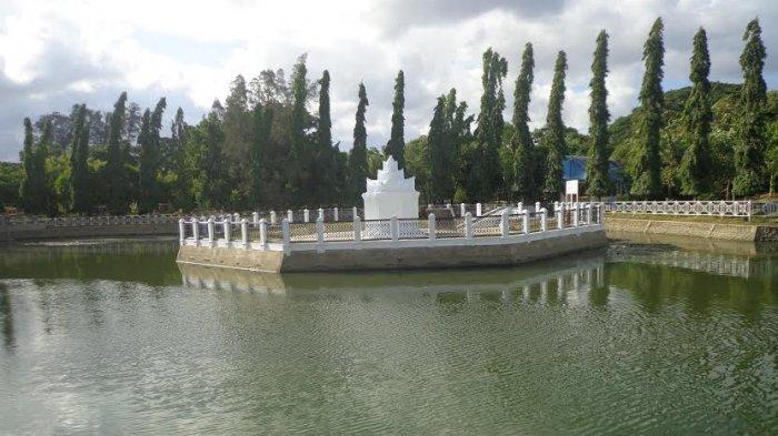 Taman Krueng Neng Tak Terawat Serambi Indonesia Putroe Phang Kota