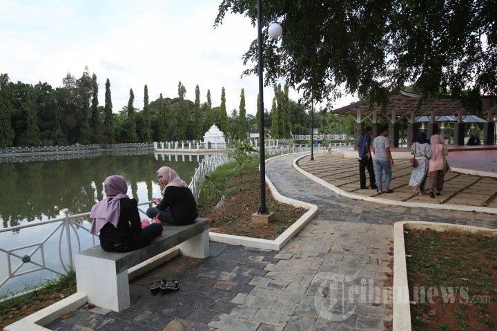 Taman Putroe Phang Aceh Foto 2 1635813 Tribunnews 20160202 200730