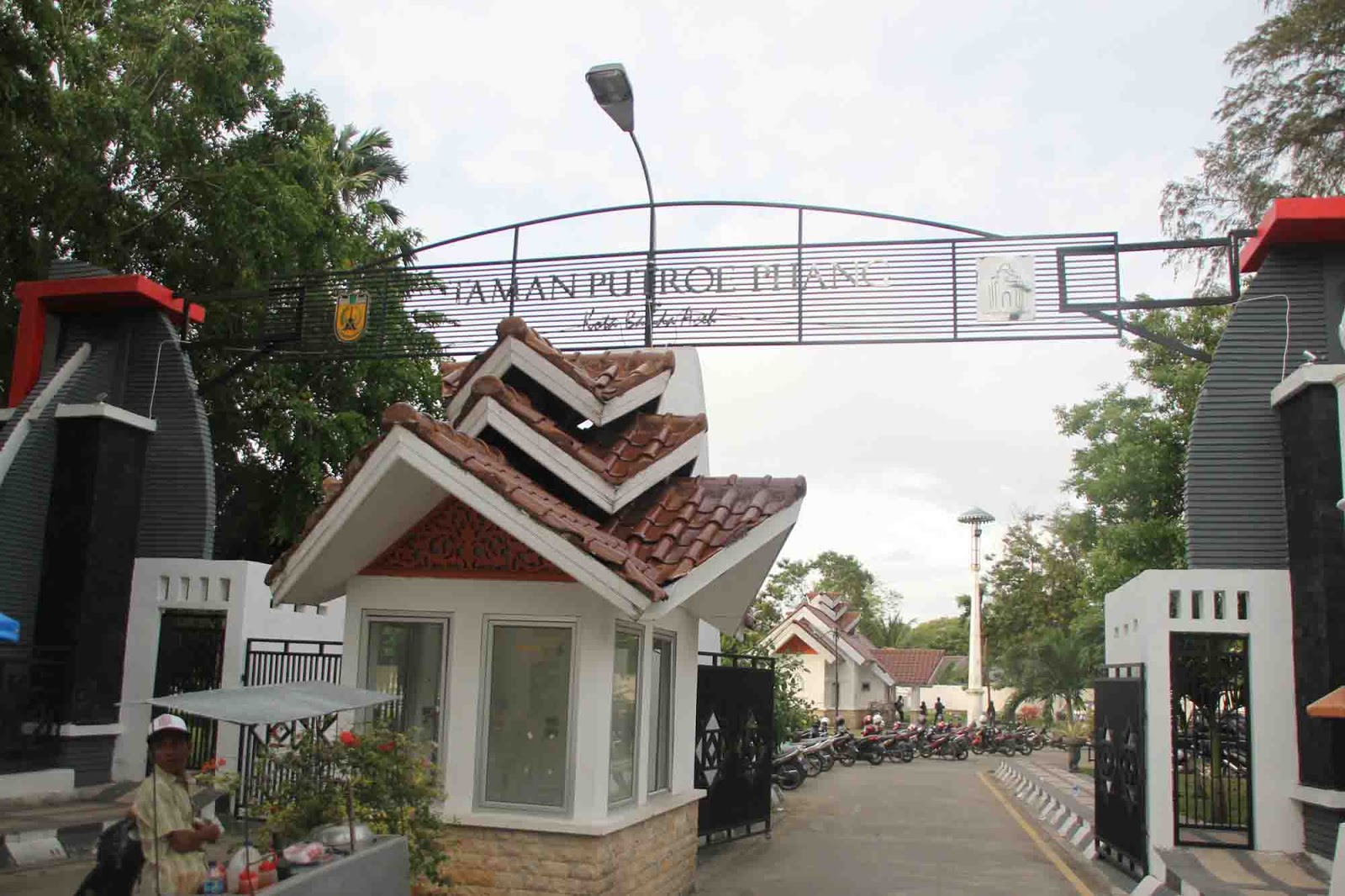 Taman Putroe Phang Aceh Kamera Budaya Bagi Generasi Muda Banda
