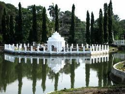 Taman Putroe Phang Banda Aceh Model Kota Madani