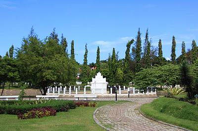 Taman Putroe Phang Banda Aceh Zalyan Travel Kota