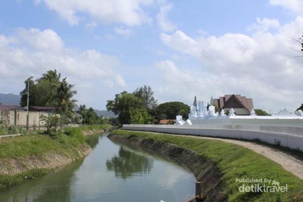 Taman Putroe Phang Hadiah Romantis Sultan Aceh Permaisuri Kota Banda