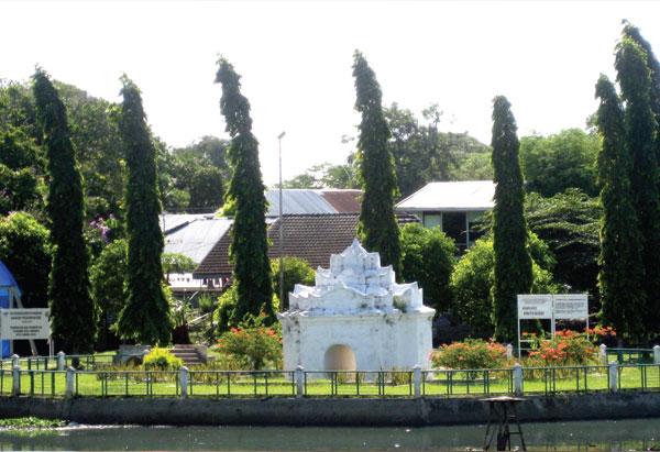 Taman Putroe Phang Indonesian Heritage Kota Banda Aceh