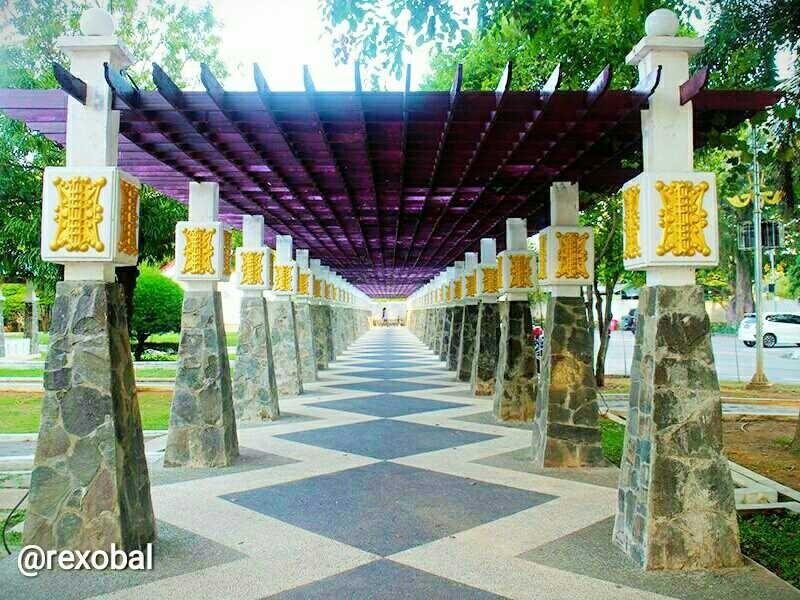Taman Putroe Phang Memiliki Hubungan Erat Antara Aceh Nama Asli
