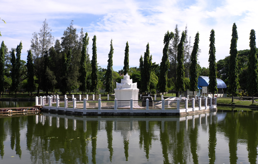 Taman Putroe Phang Peninggalan Kejayaan Kerajaan Aceh Data Bagi Generasi