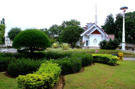 Taman Putroe Phang Picture Gunongan Park Banda Aceh Tripadvisor Kota