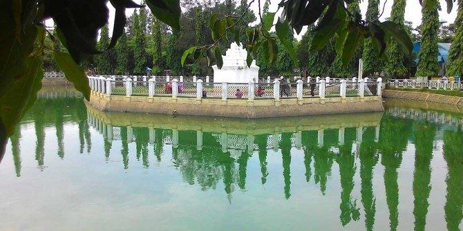 Taman Putroe Phang Saksi Sejarah Kebesaran Kerajaan Aceh Merdeka 2015