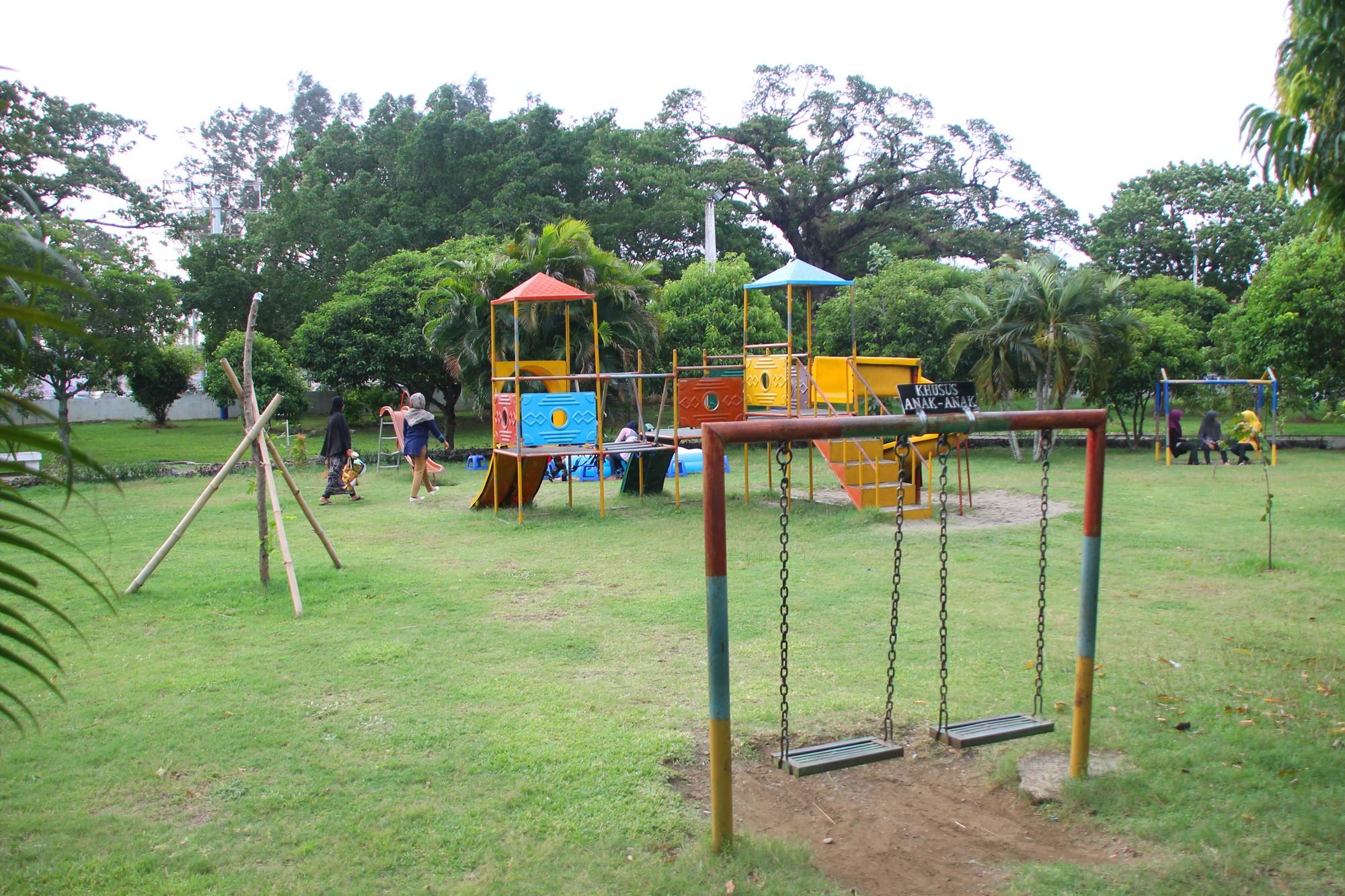 Taman Putroe Phang Sisa Kejayaan Wahana Kreatifitas Aceh Darud Dunya
