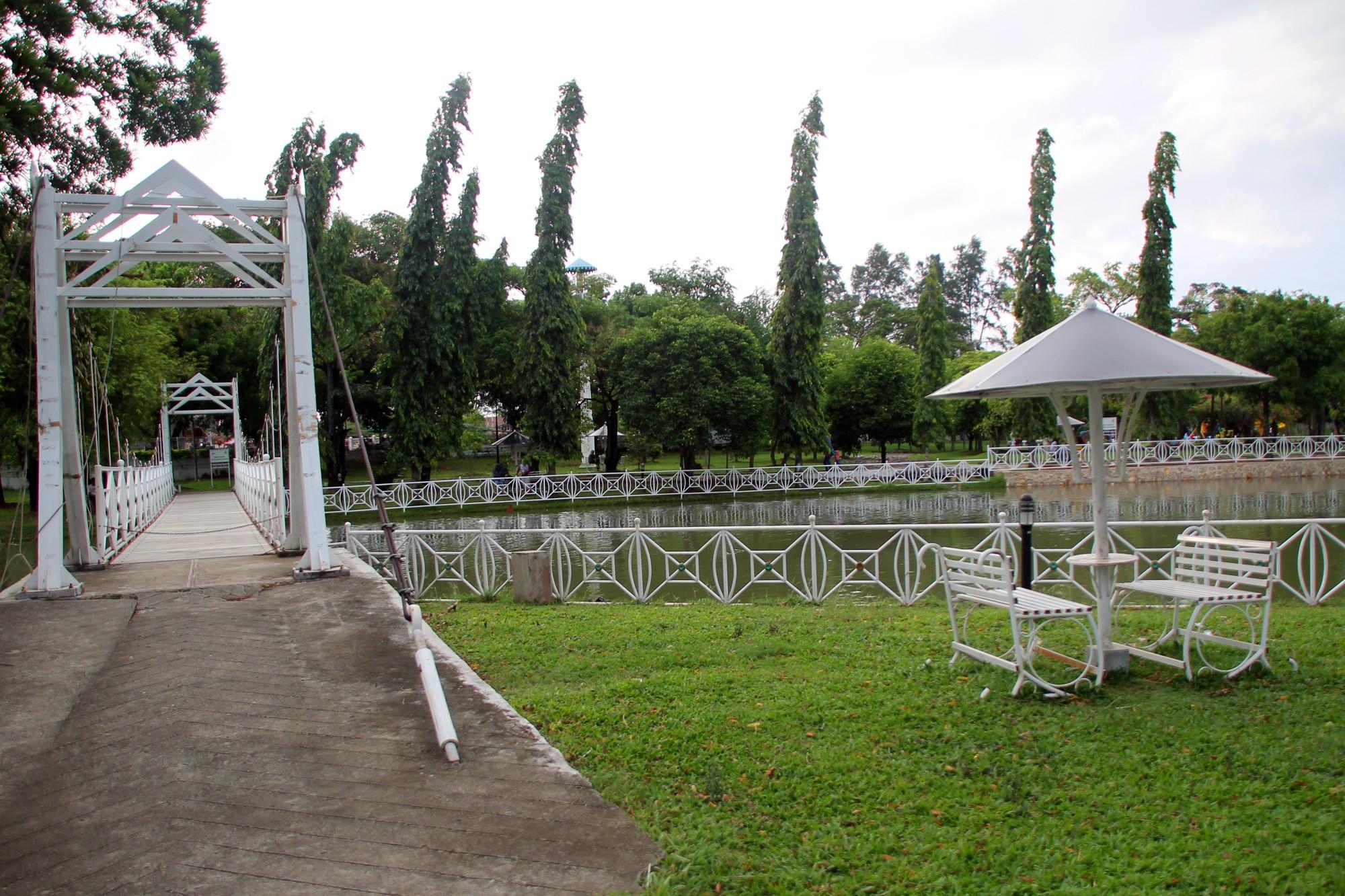 Taman Putroe Phang Sisa Kejayaan Wahana Kreatifitas Sebagai Sebuah Kota