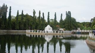 Taman Putroe Phang Tamannya Permaisuri Raja Banda Aceh Dua Hal