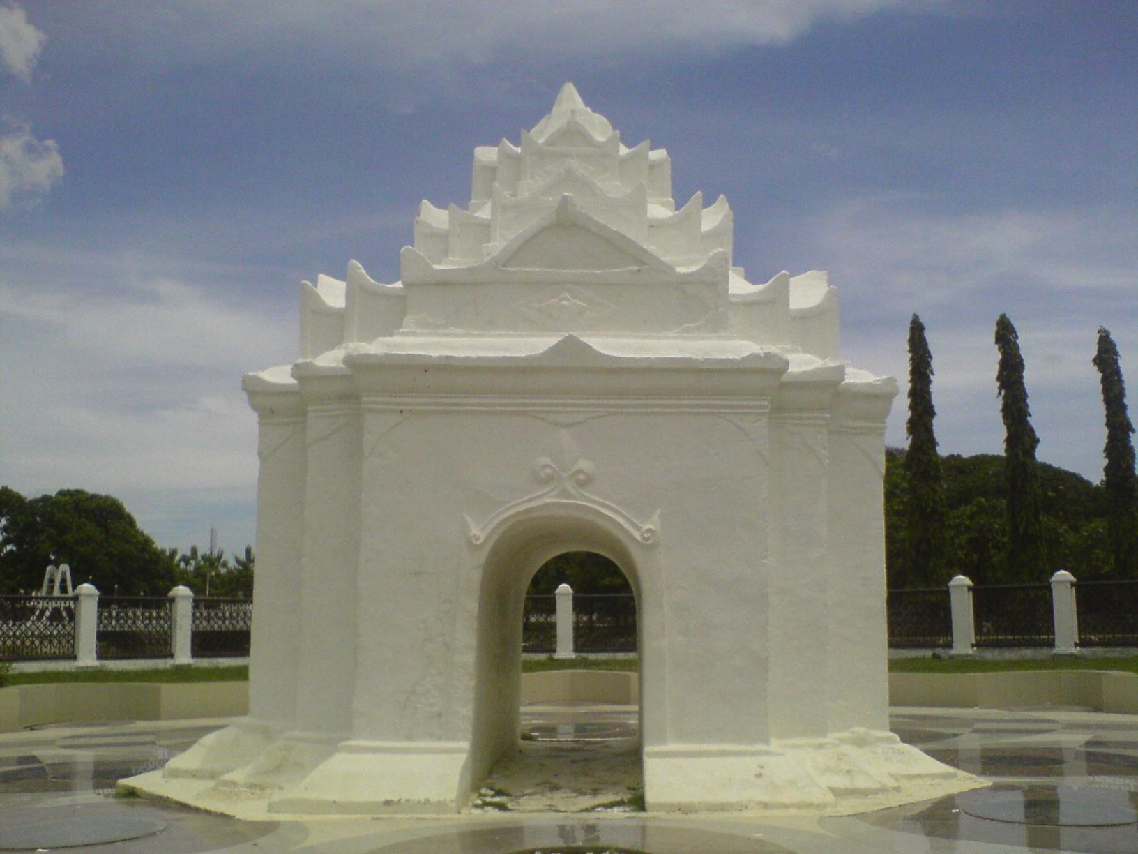 Taman Putroe Phang Wikipedia Bahasa Indonesia Ensiklopedia Bebas Kota Banda