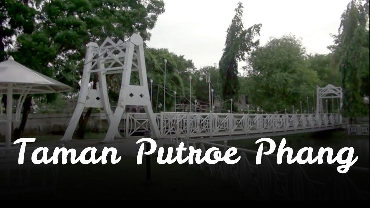 Taman Putroe Phang Youtube Kota Banda Aceh