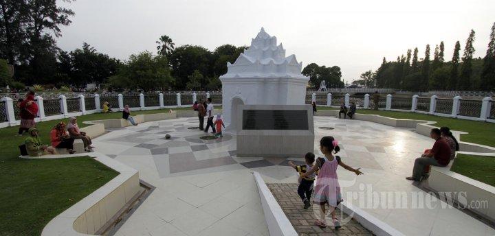 Wisata Taman Putroe Phang Foto 3 1001831 Tribunnews 20140203 094319