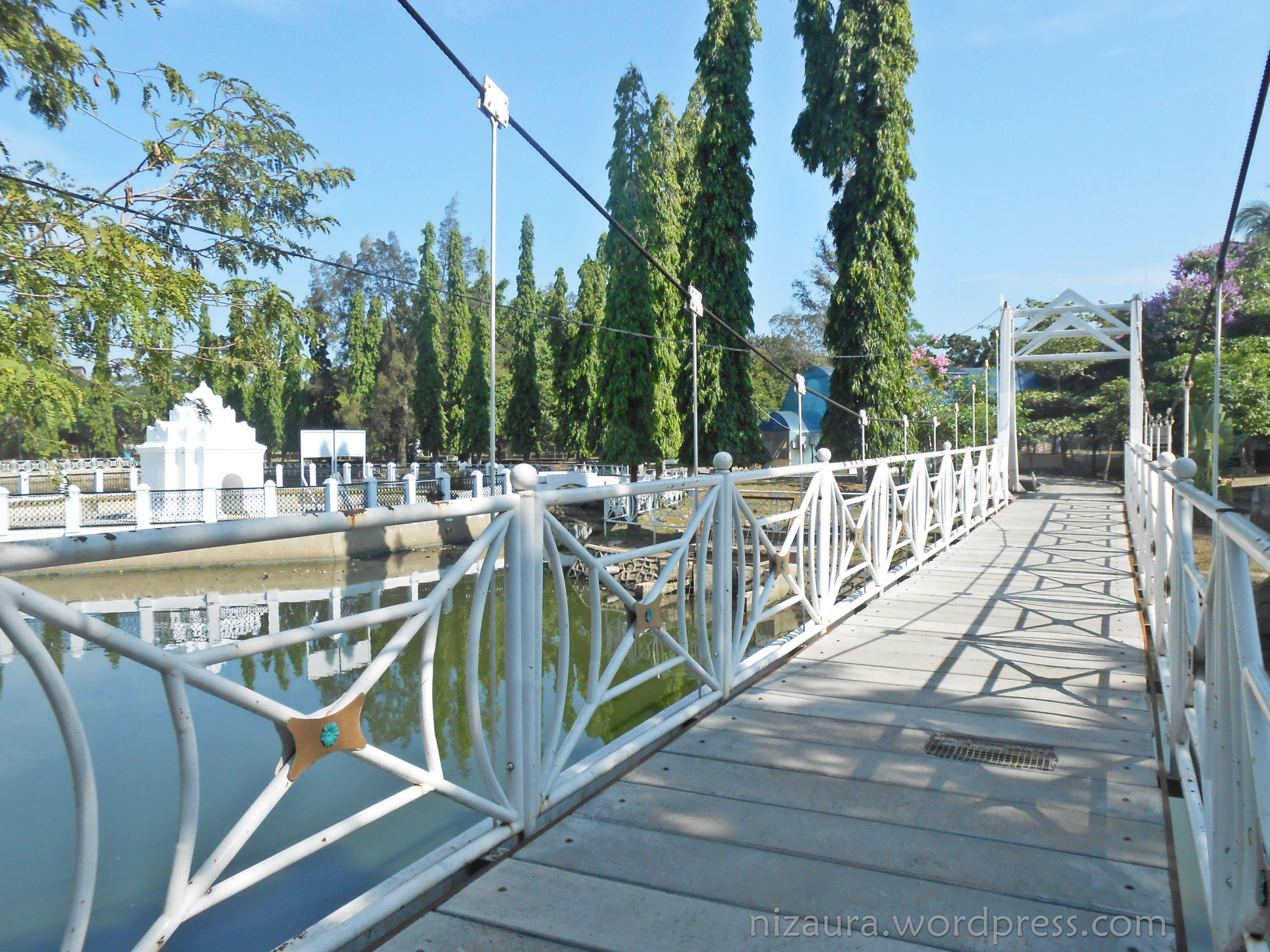 Yuk Wisata Komplit Banda Aceh Zhaelf Aaa Taman Putroe Phang