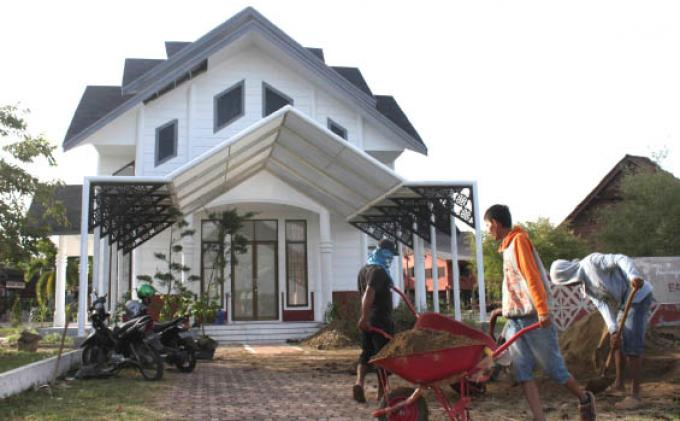 Aceh Tengah Mundur Pka Serambi Indonesia Taman Ratu Safiatuddin Kota