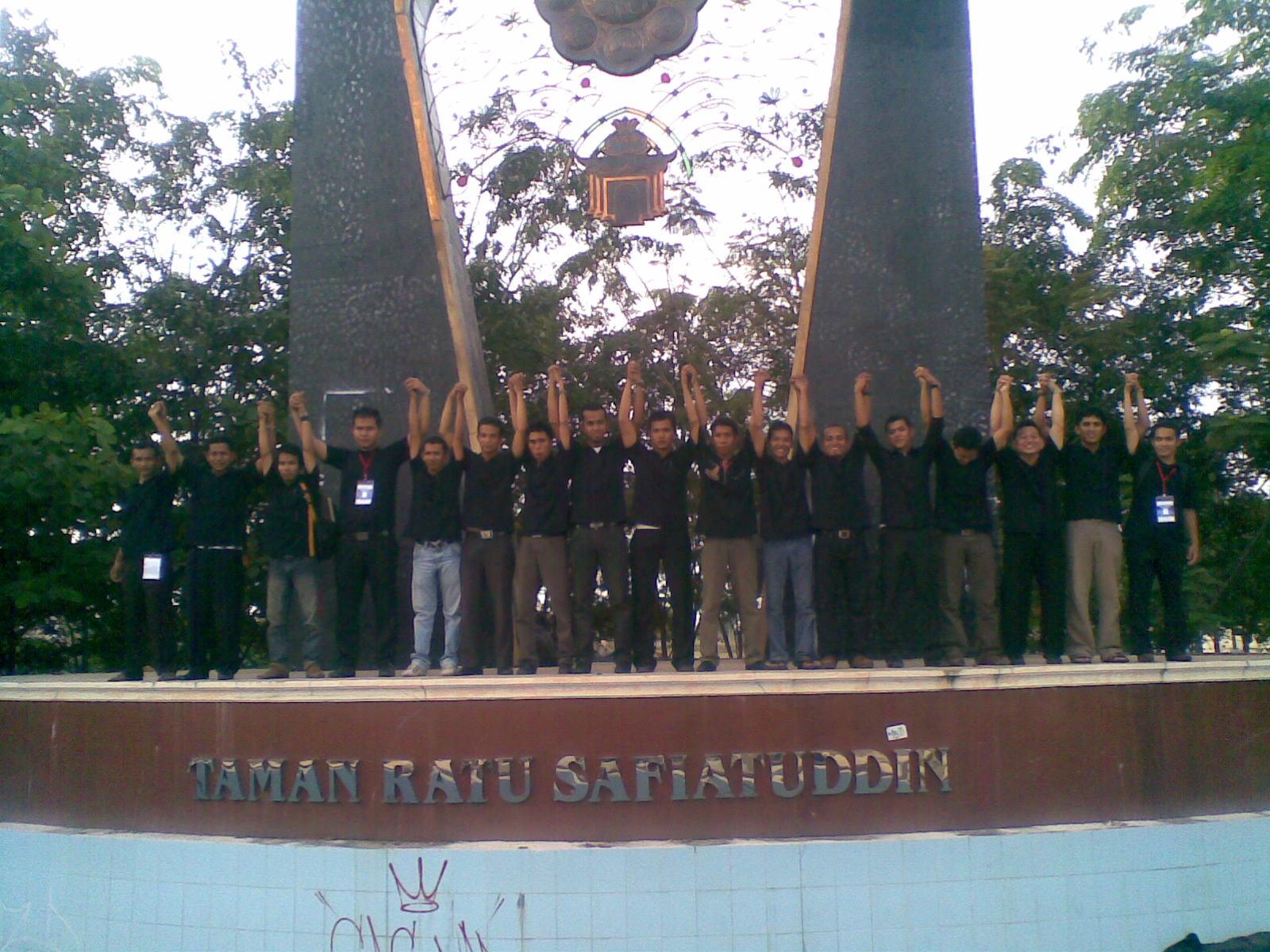 Fpmpa Riki Yuniagara Daroesman Deklarasi Forum Paguyuban Mahasiswa Pemuda Aceh