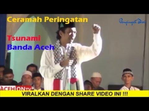 Full Ceramah Ustadz Abdul Somad Taman Ratu Safiatuddin Banda Aceh