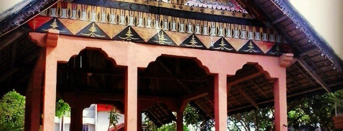 Guide Visit Banda Aceh Tourism Object Taman Ratu Safiatuddin Kota