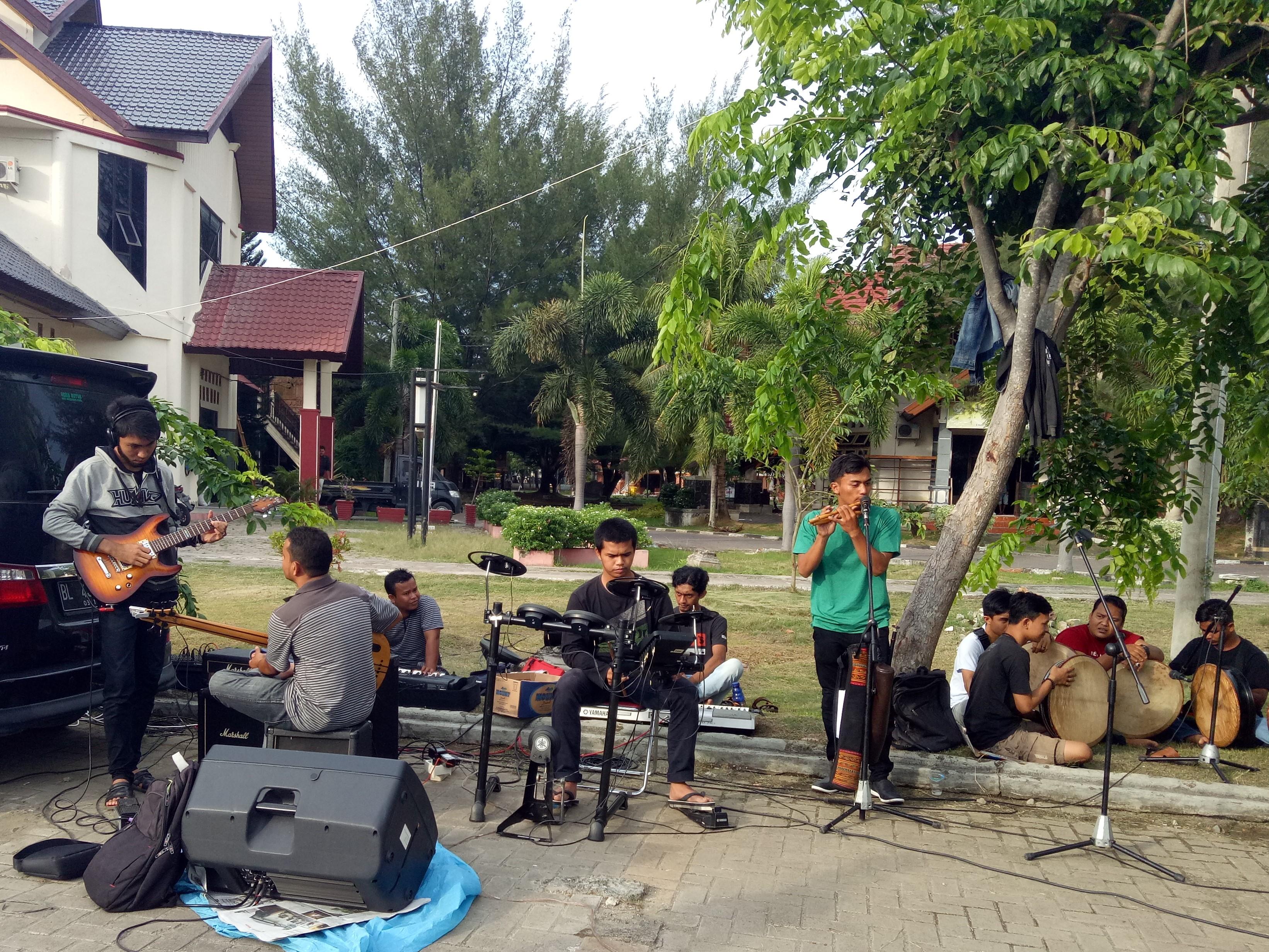 Sail Sabang 2017 Komplek Taman Ratu Safiatuddin Berita Kota Banda