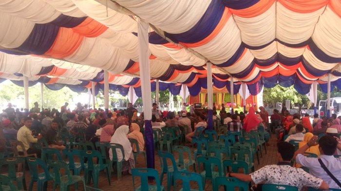 Siaran Langsung Taman Ratu Safiatuddin Sepi Penonton Serambi Kota Banda