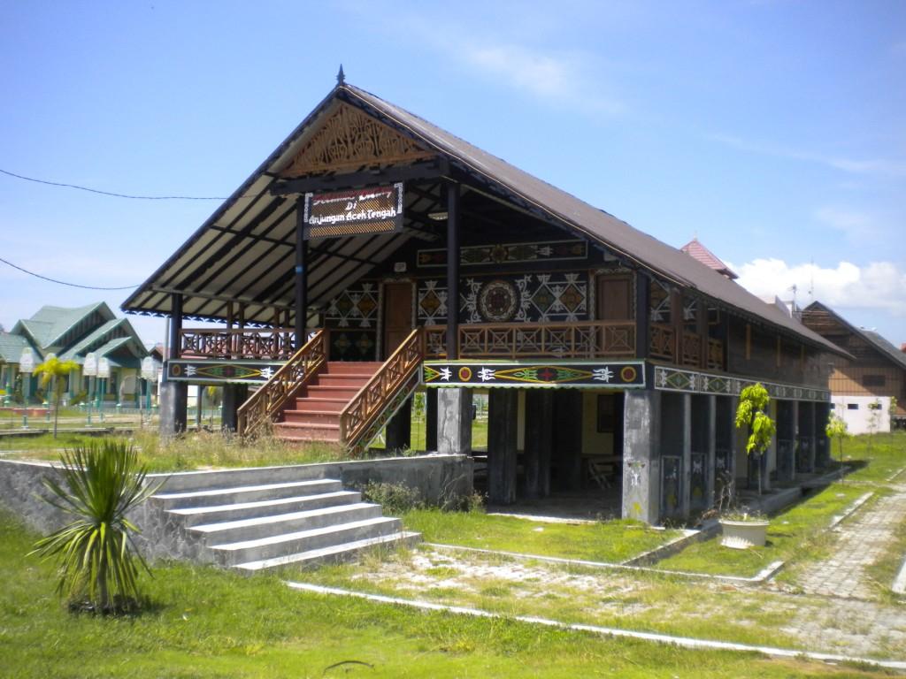 Taman Mini Ala Aceh Djangki Iklan Ratu Safiatuddin Kota Banda