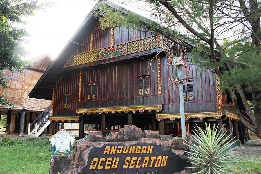 Taman Ratu Safiatuddin Mengenang Aceh Tempat Id Kota Banda