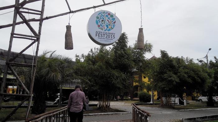 Taman Ratu Safiatuddin Mininya Aceh Halaman Serambi Indonesia Nurul Hayati