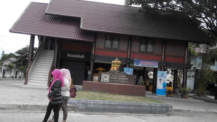 Taman Ratu Safiatuddin Mininya Aceh Tribunnews Kota Banda