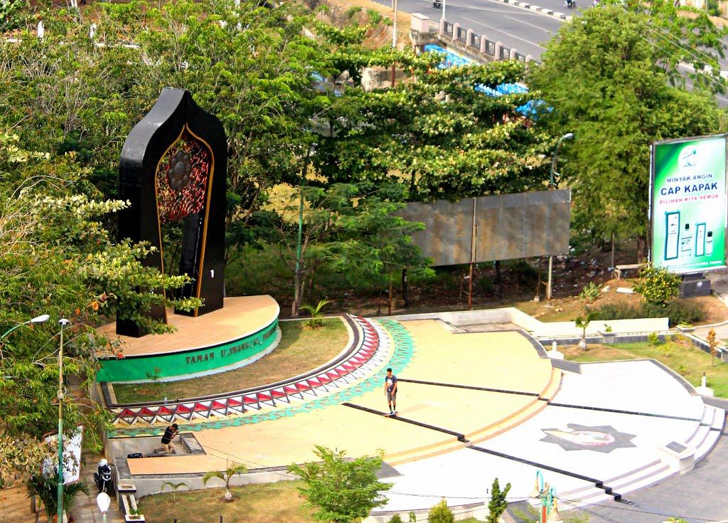 Tugu Taman Safiatuddin Banda Aceh Mapio Net Ratu Kota
