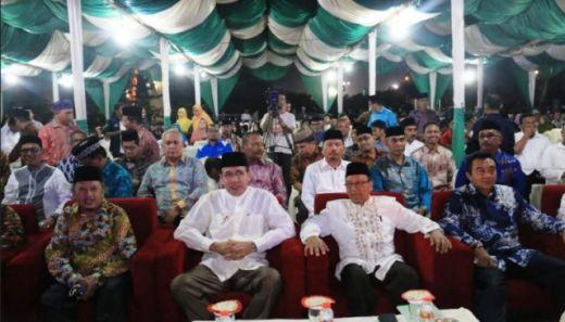 Wagub Buka Pentas Pai Taman Ratu Safiatuddin Kota Banda Aceh