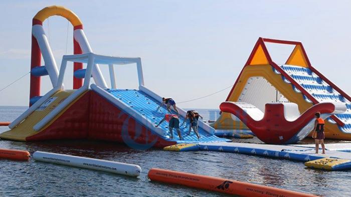 Limakaki Wahana Impian Malaka Memacu Adrenalin Air Datang Pantai Lovina