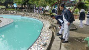 Mahasiswa Kesling Poltekkes Aceh Lakukan Visitasi Wahana Impian Kuta Malaka