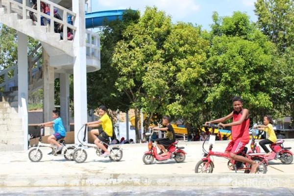 Wahana Impian Malaka 69 Tempat Basah Basahan Seru Aceh Disalah
