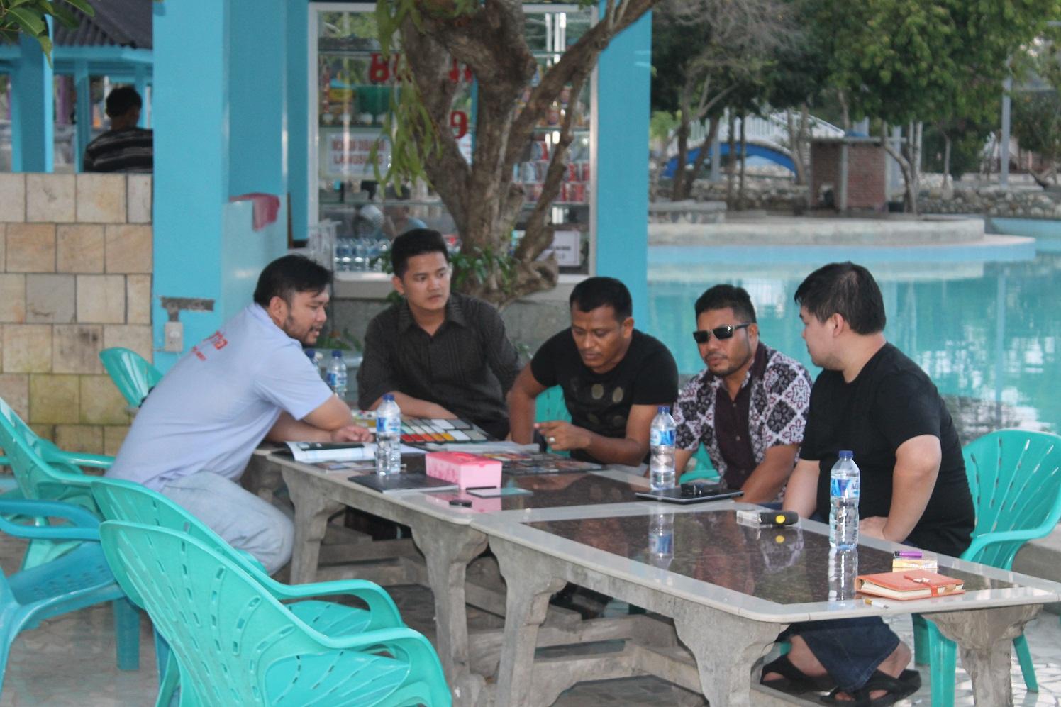 Wahana Impian Malaka Aceh Besar Wisata Alam Menakjubkan Azwir Bersama