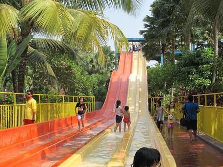 Wahana Water Park Perlu Tahu Aneka Impian Malaka Kota Banda
