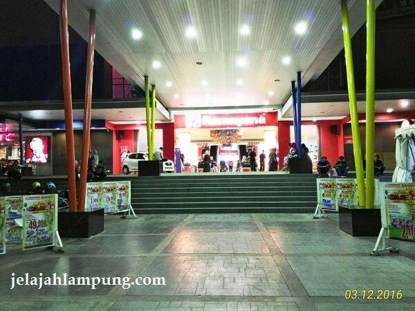 20 Tempat Nongkrong Bandar Lampung Super Keren Mall Lungsir Taman