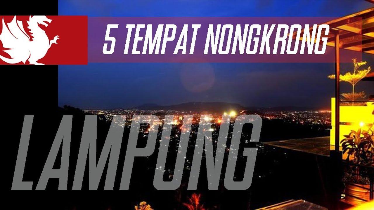 5 Tempat Nongkrong Seru Bandar Lampung Youtube Lungsir Taman Kota