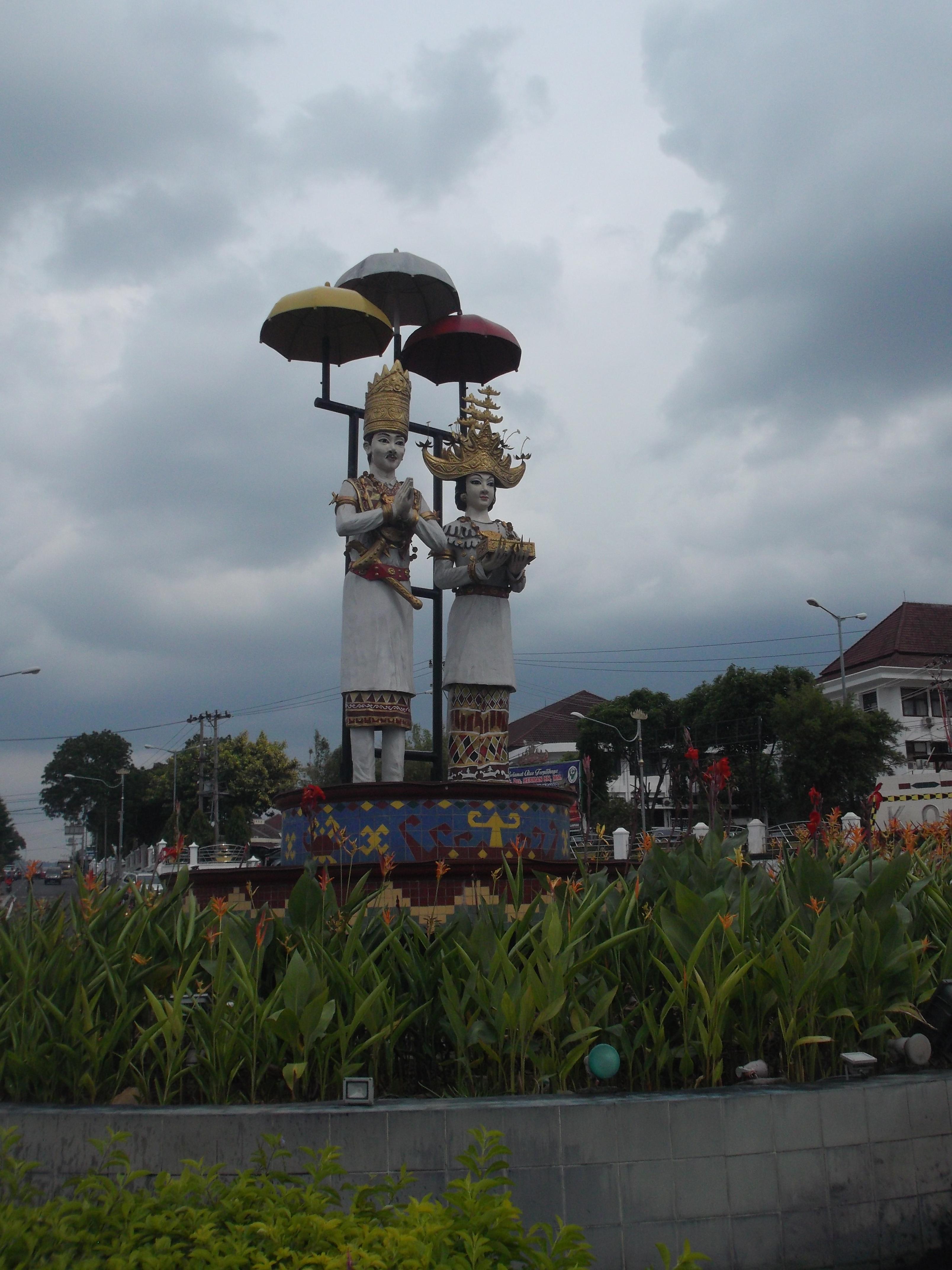 Berkunjung Bandar Lampung Berikut Tempat Selfie Keren Lokasi Malam Hari