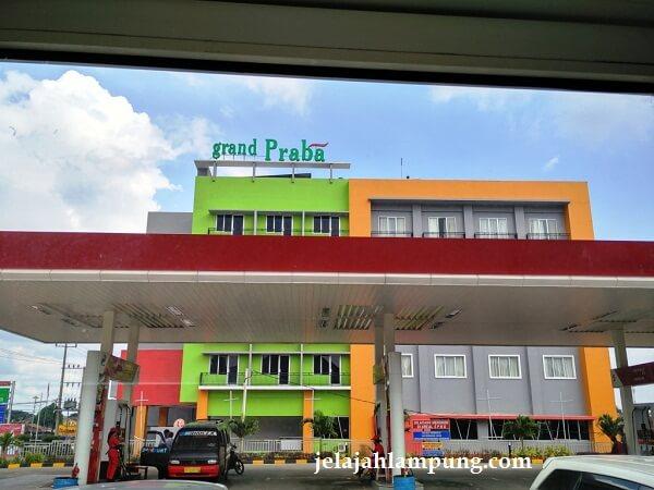 Daftar Lengkap Hotel Penginapan Bandar Lampung Beserta Ratenya Grand Praba